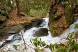 waterfall on Dodgen Creek 4