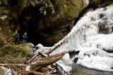 waterfall on Dodgen Creek 7