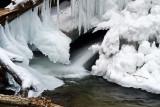waterfall on Dodgen Creek 8