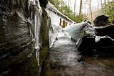 waterfall on Dodgen Creek 10