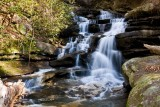 February 20 - Waterfall on Rachael Creek, South Carolina