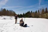 Blue Ridge Parkway Snow 9