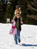 Blue Ridge Parkway Snow 10