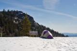 Blue Ridge Parkway Snow 11