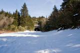 Blue Ridge Parkway Snow 12
