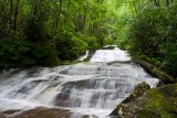 May 31 - 2 Rainy Waterfalls in South Carolina