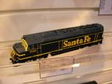 Oklahoma City Train Show, December 1, 2007