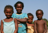 Everywhere we went there were smiling children ready for a photograph