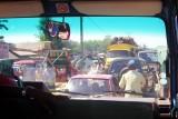 Traffic jam in Tulear
