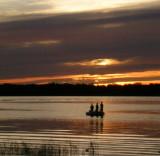 amazing_hampton_lake_sunset