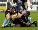 Ospreys v Glasgow Magners League