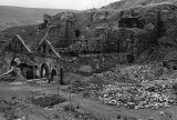 Blaenafon Ironworks South Wales United Kingdom