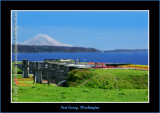 Fort Casey, Washington