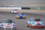 Porsche GT-3 Challenge, Miller Motorsports Park, 2009