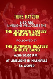 Eagles vs Beatles at Limelight Nashville