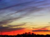 Sunset 11/28/07