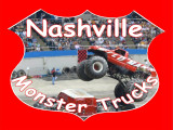 Monster Trucks in Nashville