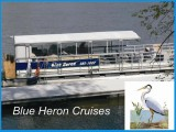 Blue Heron Cruises on the Cumberland