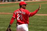 Cincinnati Reds third baseman Edwin Encarnacion