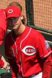 Cincinnati Reds pitcher Bronson Arroyo