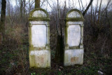 Jewish Cementery near Sobrance, SK