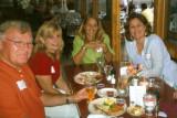 Jim & Anita Hadley, Sonja Rothe & Karen Hadley