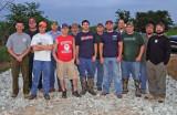 Alligator Survey Crew - May 2008