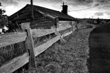 Old Wooden Fence,Stanley