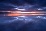 Pink Lake Sunrise