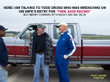 RACING CONVERSATION WITH TODD DROSS