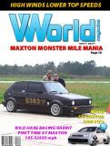 VW WORLD MAGAZINE MAXTON COVER