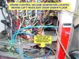 CRUISE CONTROL VACUUM GENERATOR