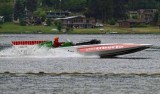 Tastin n Racin 2009 Unlimited Hydroplanes Past and Present