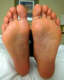 post-race feet look marvelous!