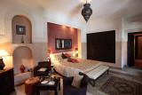 My bedroom at Le Riad Monceau