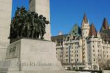 Le Cénotaphe Monument de Querre du Canada