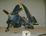 Second World War ( Goodyear FG-1D Corsair U.S. Navy Marine