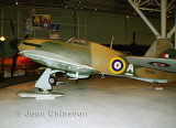 Second World War  ( Hawker Hurricane XII )