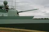 HDMS Absalon du Danemark Frégate