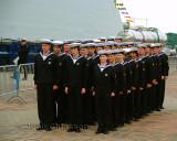 Cérémonie  d'ouverture - Opening Ceremony Marins du Danemark
