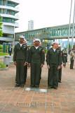 Cérémonie  d'ouverture - Opening Ceremony Marine Corps