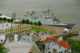 HDMS Absalon du Danemark and Place Royale