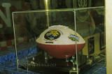 USS Boone des États-Unis Football Jacksonville Jaguars 1995