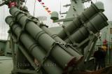 HDMS Absalon du Danemark  Lance missiles