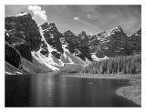 Rocky Mountains Infrared