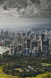Honolulu View  #3