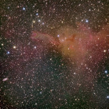 CG4 NGC 2427