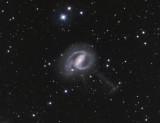 NGC1097  Honourable Mention David Malin Awards 2010