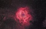 Rosette Nebula LRGB 30 30 30 30 Ha