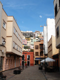 A view of San Sebastian de La Gomera